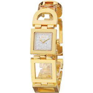 D&G ディーアンドジー 腕時計 ゴールドDW0029 - 拡大画像