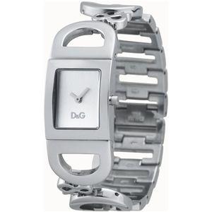 D&G ディーアンドジー 腕時計 シルバーDW0494 - 拡大画像