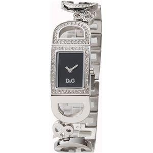 D&G ディーアンドジー 腕時計 ブラックDW0579 - 拡大画像
