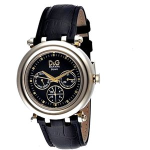 D&G ディーアンドジー 腕時計 ブラックDW0601 - 拡大画像