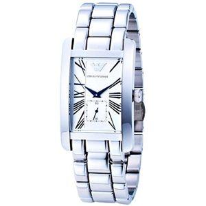 EMPORIO ARMANI(エンポリオ・アルマーニ) 腕時計 シルバーAR0145 - 拡大画像