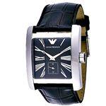 EMPORIO ARMANI エンポリオ・アルマーニ 腕時計 ブラックAR0180