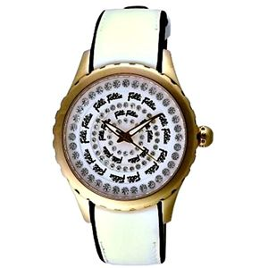 Folli Follie(フォリフォリ)  腕時計 ホワイトWF9R030SSW - 拡大画像