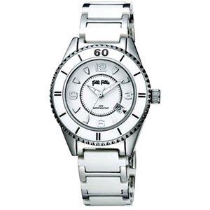 Folli Follie(フォリフォリ)  腕時計 ホワイトWF4T0015BDW - 拡大画像