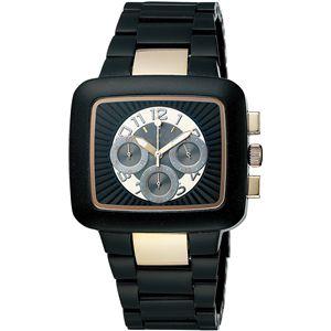 FOLLI FOLLIE フォリフォリ 腕時計 ブラックWT7F013BCK - 拡大画像