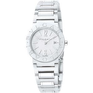 BVLGARI(ブルガリ)  腕時計 BVLGARI(ブルガリ) BVLGARI(ブルガリ) ホワイトBB26WSSD - 拡大画像