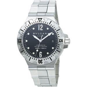 BVLGARI(ブルガリ)  腕時計 ディアゴノブラックSD40SSD - 拡大画像