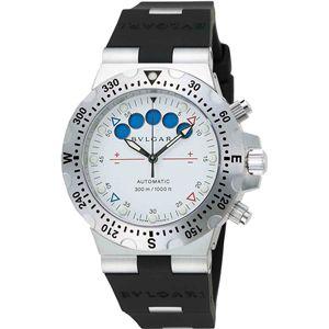 BVLGARI(ブルガリ)  腕時計 ディアゴノホワイトSD40SV/RE - 拡大画像