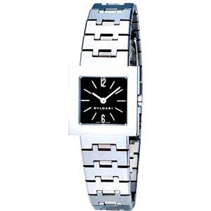 BVLGARI ブルガリ 腕時計 クアドラードブラックSQ22SS/SE - 拡大画像