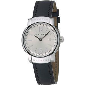 BVLGARI ブルガリ 腕時計 ソロテンポシルバーST29C6SLD - 拡大画像