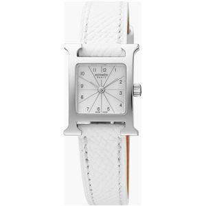 HERMES(エルメス)  腕時計 HウォッチホワイトパールHH1.110.212/UBC - 拡大画像
