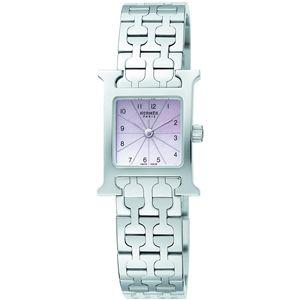 HERMES(エルメス)  腕時計 HウォッチピンクパールHH1.110.214/4835 - 拡大画像