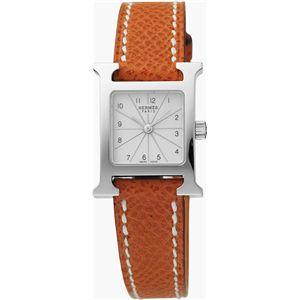 HERMES(エルメス)  腕時計 HウォッチシルバーHH1.110.260/UGO - 拡大画像