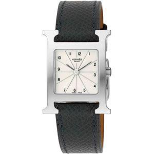 HERMES ELLE エルメス 腕時計 HウォッチシルバーHH1.210.260/UNO - 拡大画像