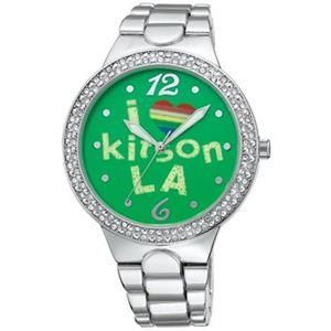 Kitson(キットソン) レディース 腕時計 KW0006 - 拡大画像
