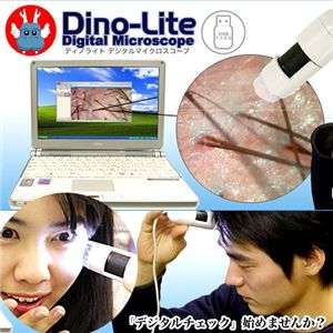 DinoLite DigitalMicroscope - 拡大画像