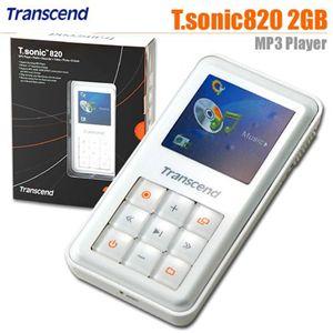 Transcend MP3プレーヤー T.sonic820 2GB - 拡大画像