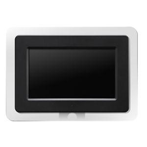 7型デジタルフォトフレーム GHV-DF7C ブラック - 拡大画像