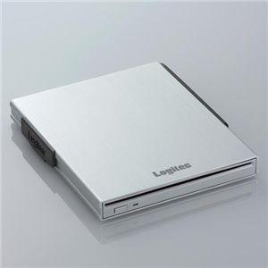 ロジテック USBポータブル外付型DVDスーパーマルチ LDR-PMD8U2 - 拡大画像