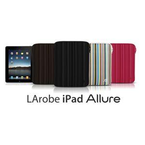be.ez LArobe iPad Allure iPadケース Allure Red Kiss - 拡大画像