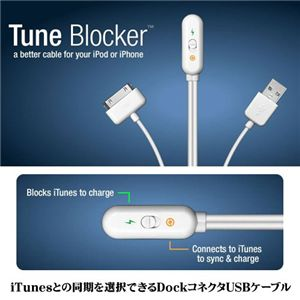 Matias Tune Blocker Cable (99cm/3 ft) - 拡大画像