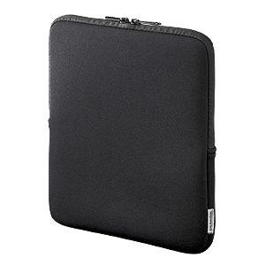 サンワサプライ iPadプロテクトケース PDA-IPAD1BK 3セット - 拡大画像