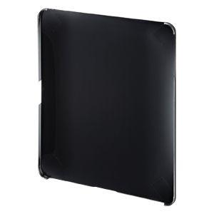 サンワサプライ iPadハードカバー(ブラック) PDA-IPAD5BK 4セット - 拡大画像