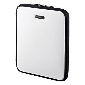 サンワサプライ iPadハードインナーケース(ブラック、低反発ポリウレタン) PDA-IPAD6BK 3セット - 拡大画像