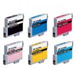 アッシー プリンター互換インク エプソン(EPSON)用 6色セット AS-IC6CL32