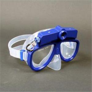 サンコー 水中マスク型ビデオカメラ UWGDVR01 - 拡大画像