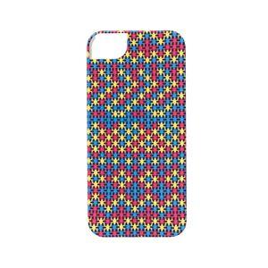 icover iPhone5用ケース DESIGN JOYシリーズ パターン2 AS-IP5DE-PT02 - 拡大画像