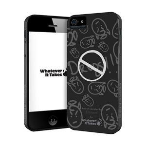 princeton iPhone 5用プレミアムジェルシェルケース (Eminem) WAS-IP5-GEM01 - 拡大画像