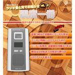 ベセトジャパン 振動検知ラジオ LR-10