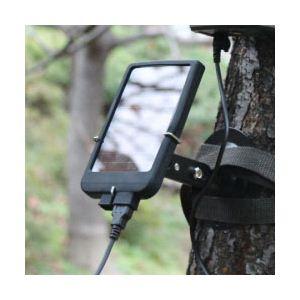 サンコー 自動録画監視カメラ「MPSC-12」用ソーラーチャージャー LT5210C4 - 拡大画像