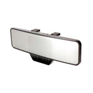 サンコー リアカメラ別体式前後録画可能!ルームミラー型ドライブレコーダーEX R430AVZK - 拡大画像