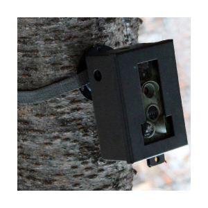 サンコー 自動録画監視カメラ「MPSC-12」用セキュリティーボックス LT5210B3 - 拡大画像