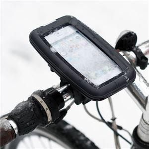 ネクストゼロワン 自転車用 iPhone5 防水ケース HLD-12550 - 拡大画像