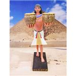 ワールドピクチャー MALEキャンドルホルダー エジプト雑貨 W-74432-2800