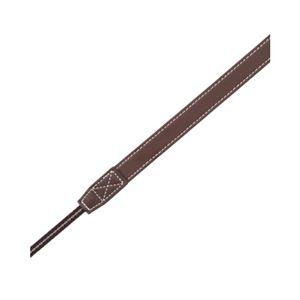 (まとめ)エツミ ミラーレス用ストラップ HARMONIZE ブラウン E-6438【×2セット】 - 拡大画像