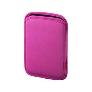 (まとめ)サンワサプライ スリップインケース(電子書籍) PDA-TABS6P【×3セット】 - 拡大画像