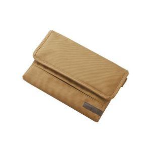 (まとめ)エレコム タブレット用スタンドポーチ(7.0~8.4インチ) TB-08SPBE