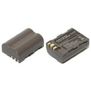 (まとめ)日本トラストテクノロジー MyBattery HQ Nikon EN-EL3e互換バッテリー 【MBH-EN-EL3e】【×2セット】 - 拡大画像