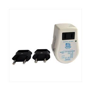 YAZAWA 海外旅行用変圧器130V240V30W2 HTD130240V3025W - 拡大画像