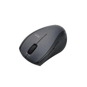 (まとめ)エレコム BlueLEDマウス/M-BT16シリーズ/Bluetooth3.0/5ボタン/ブラック M-BT16BBSBK【×2セット】 - 拡大画像