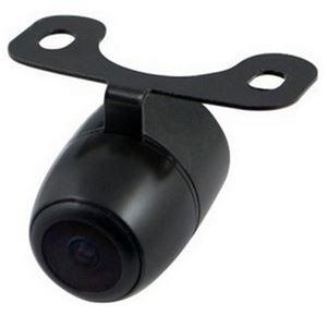 (まとめ)ITPROTECH 車載用バックカメラ 小型タイプ YT-BC01【×3セット】 - 拡大画像