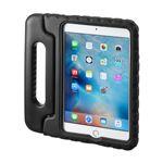 (まとめ)サンワサプライ iPadmini4衝撃吸収ケースブラック PDA-IPAD75BK【×2セット】