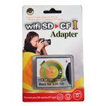 (まとめ)mtc CF変換アダプター(WiFi SD 変換用) MT-CFSD2WF【×3セット】