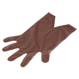 (まとめ)昭光プラスチック製品 つかんでくるんで便利な消臭ゴミ手袋 120枚組 810270【×5セット】 - 拡大画像