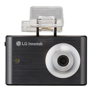 LG Innotek 前後2カメラ 液晶付ドライブレコーダー Alive LGD-100 - 拡大画像