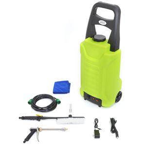 サンコー タンク式充電どこでも高圧洗浄機 ACTD2WS8 - 拡大画像